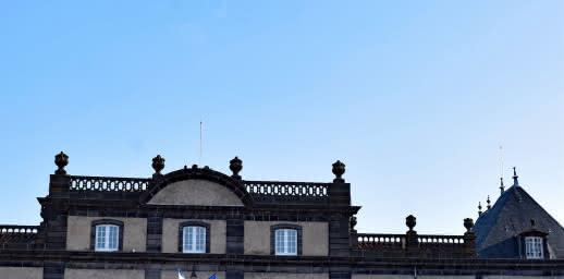 La mairie-château