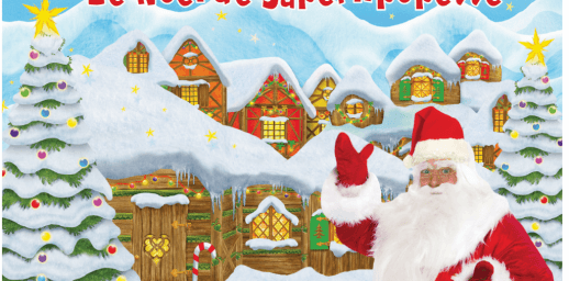 La Petite Gaillarde : Le Noël de Saperlipopette