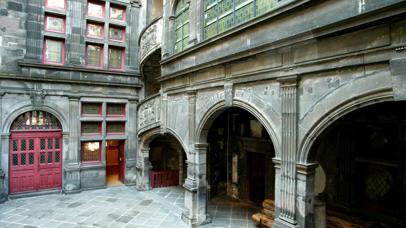 Hôtel Fontfreyde : Visites de l'Office de tourisme