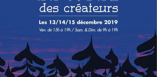 Marché de Noël des créateurs par l'Amicale Graphique