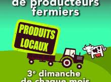 Marché de producteurs fermiers de Cournon-d'Auvergne