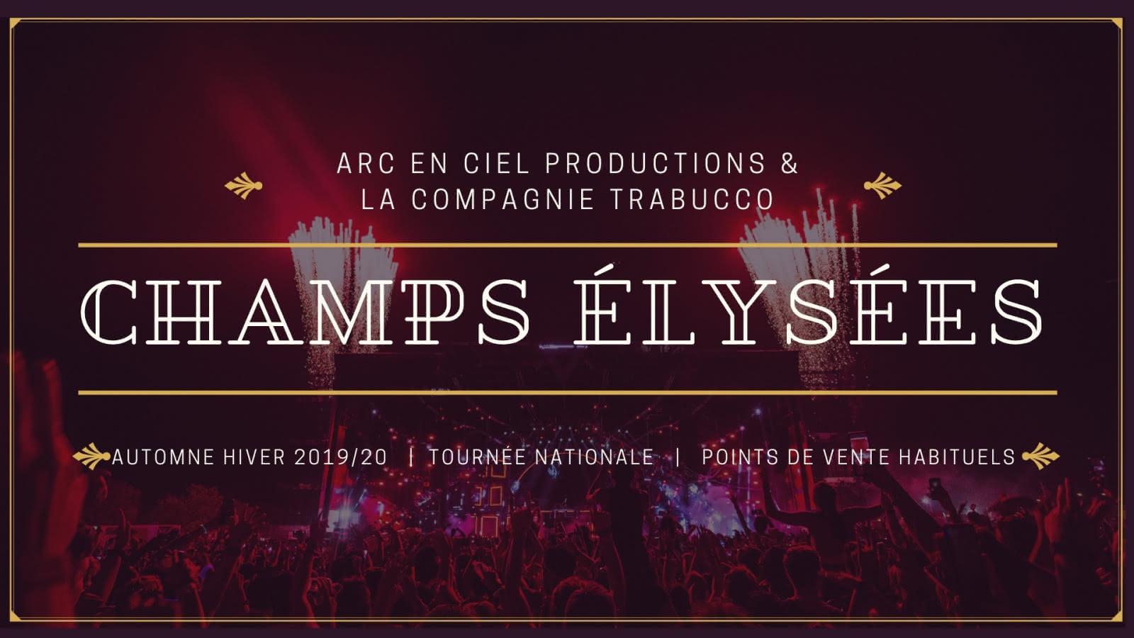 Casino de Royat : Champs Elysées