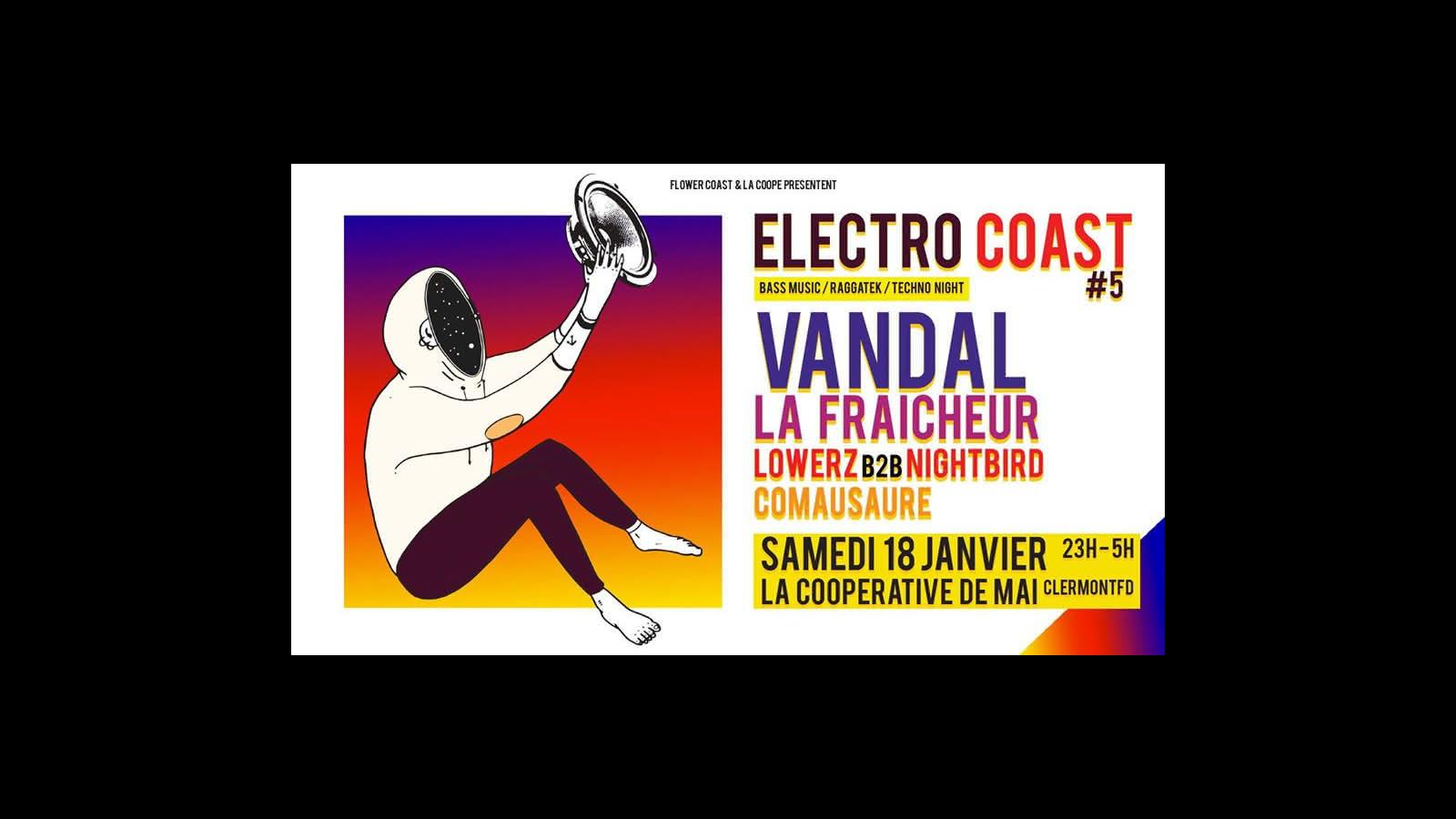 La Coopérative de Mai : Electro Coast #5