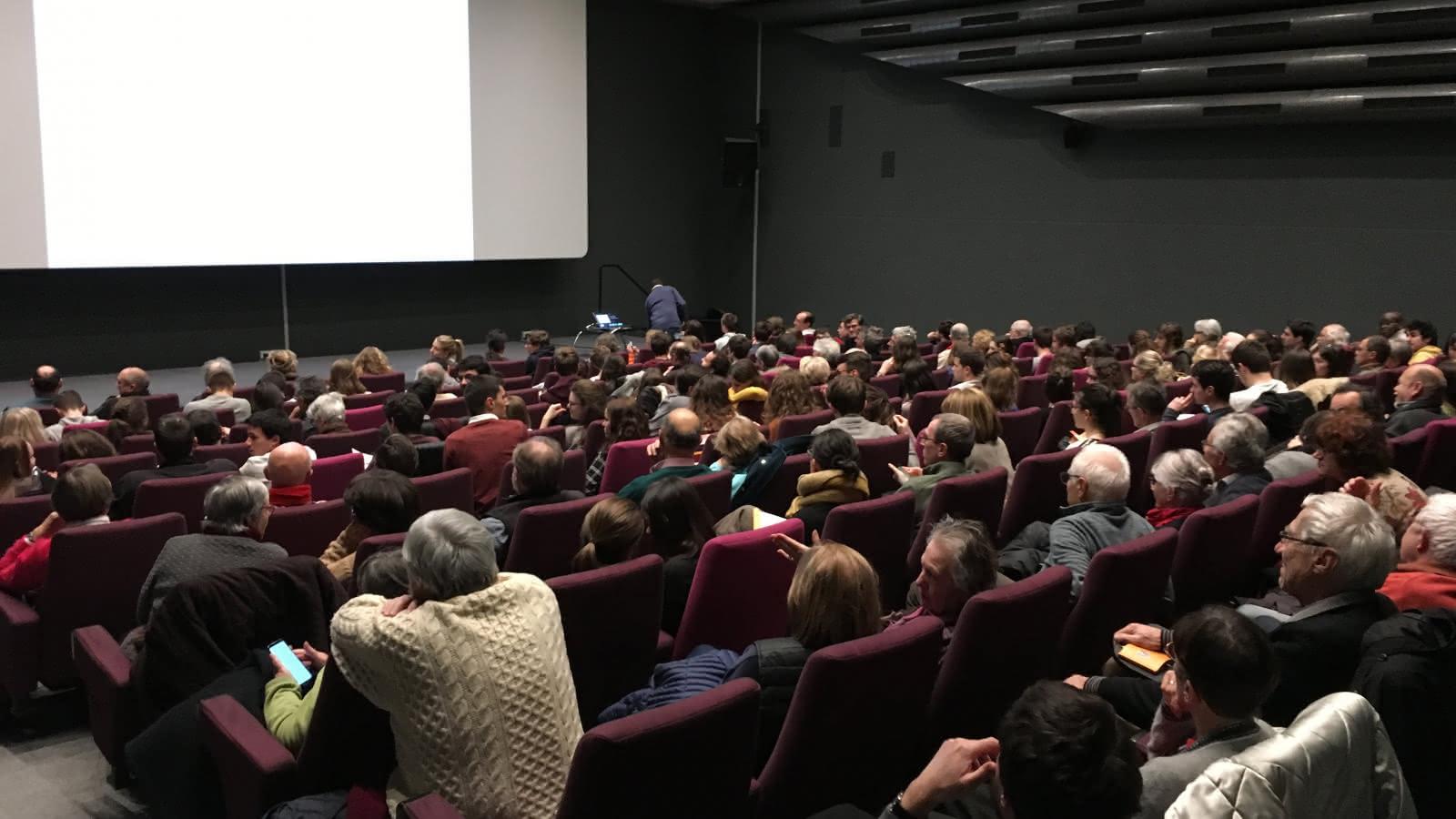 Conférences scientifiques au muséeum Henri-Lecoq