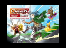 Clermont Geek Convention 2021
