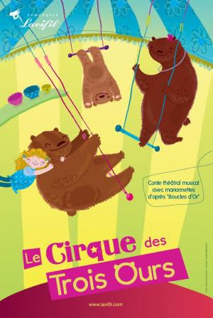 P'tit Festival : Le cirque des trois ours
