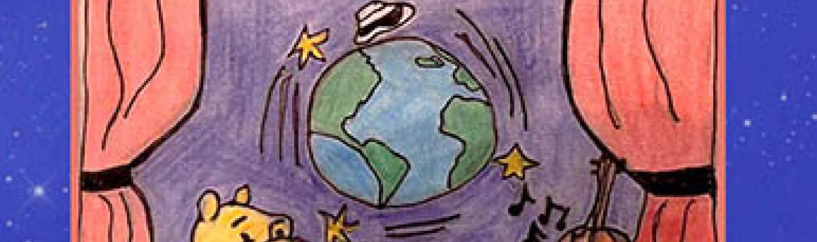 Défonce de rire : Le tour du monde du doudou de Nono