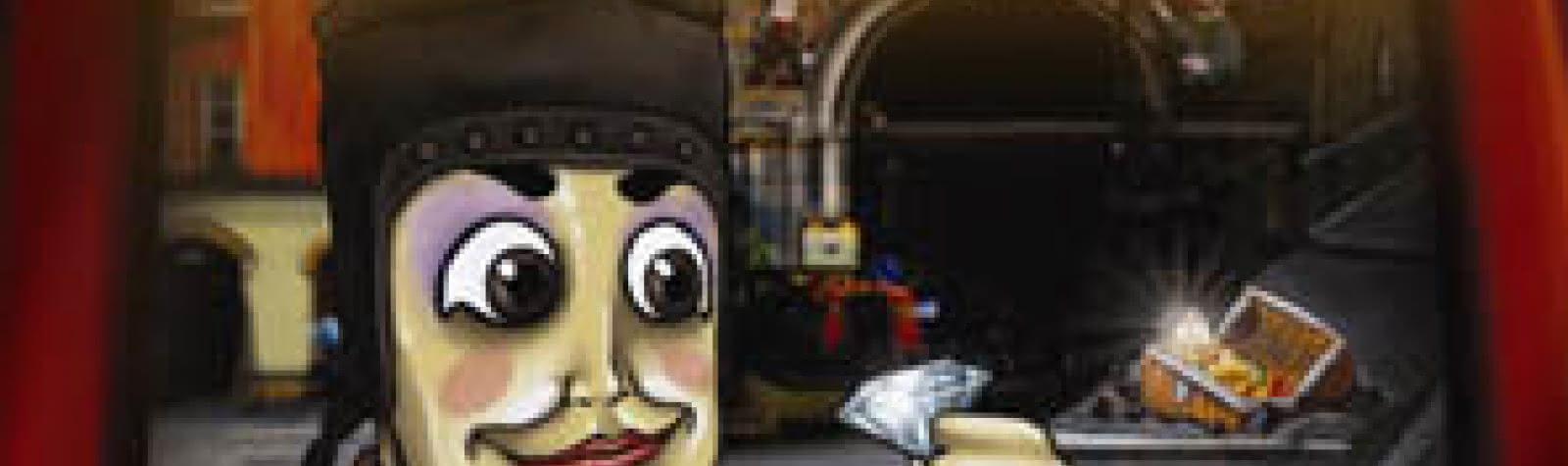 Défonce de rire : Guignol et le trésor du Gourguillon