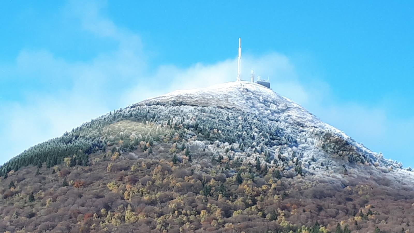 © Après-midi contes et légendes au sommet du puy de Dôme