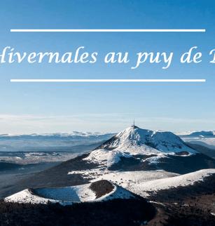 Programme : Les Hivernales du puy de Dôme