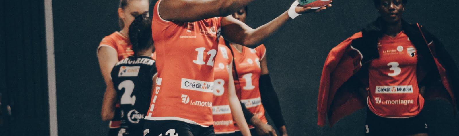 Volley-ball : Les Panthères de Chamalières VS France avenir 2024