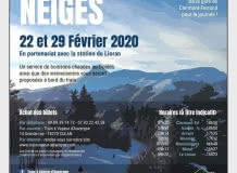 Train des neiges