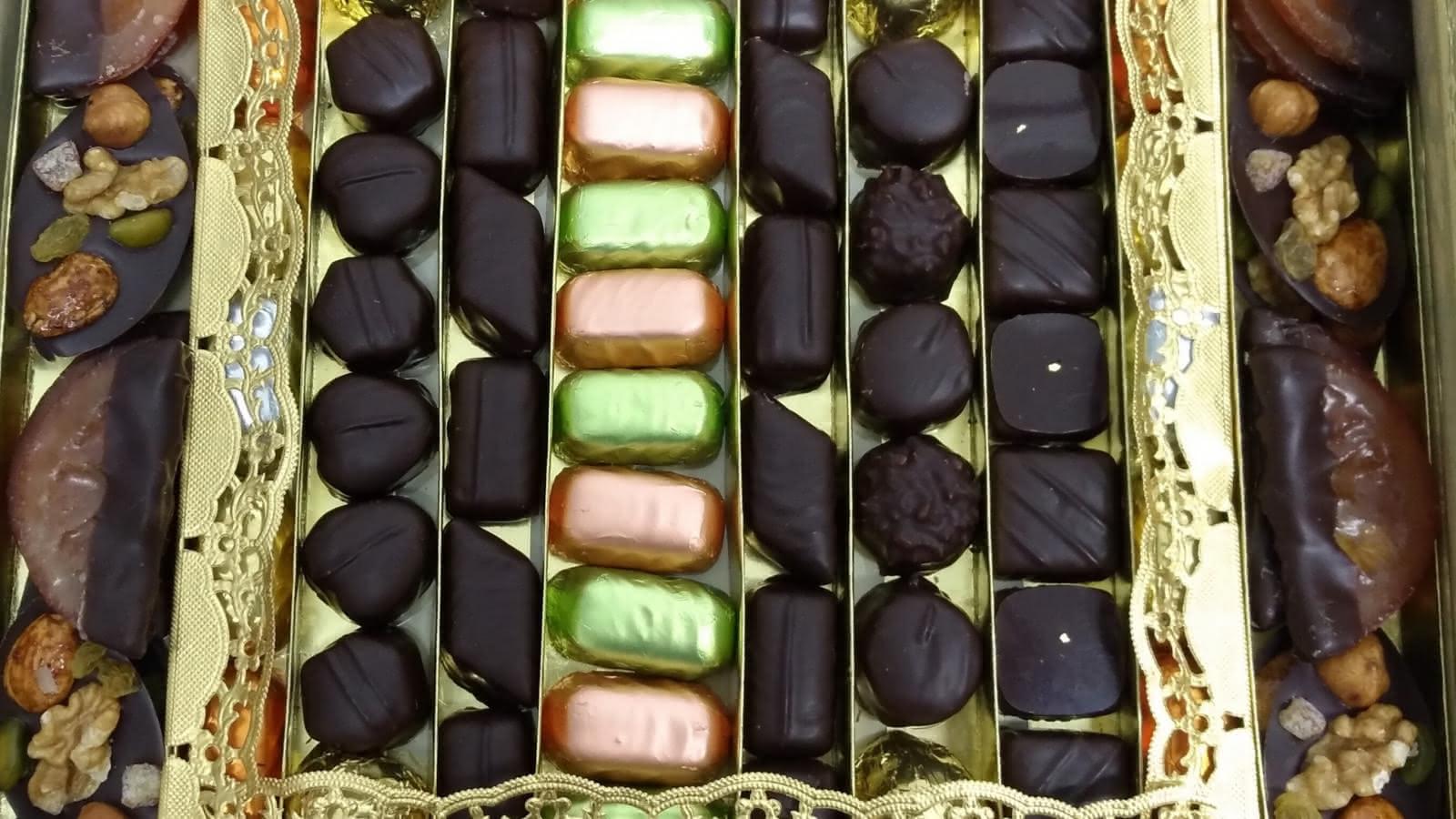 © Vieillard - Chocolatier confiseur