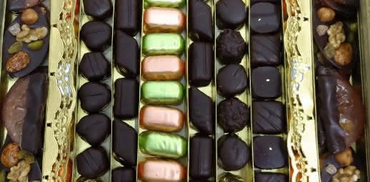 Vieillard - Chocolatier confiseur