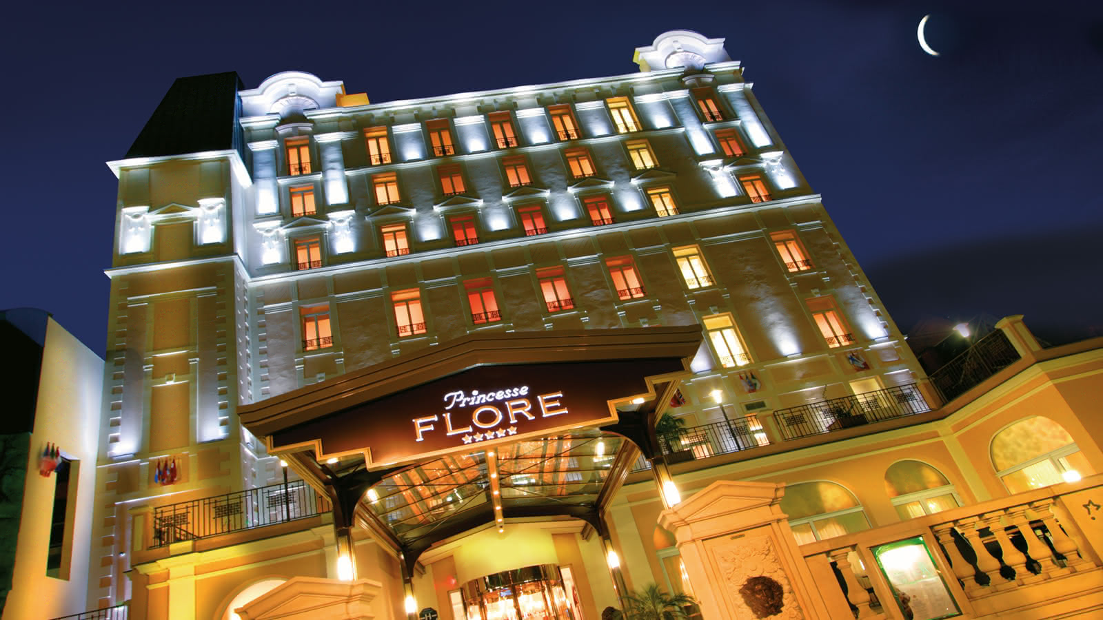 © Hôtel Princesse Flore