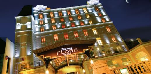 Hôtel Princesse Flore