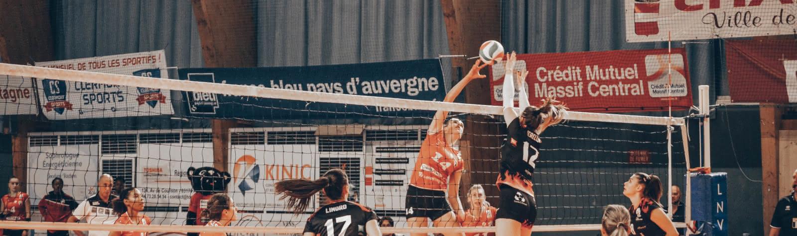 VBC Chamalières - Volley Ball Nantes