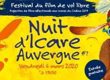 Nuit d'Icare Auvergne