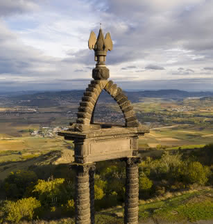 Archéobus : itinéraire en terre Arverne