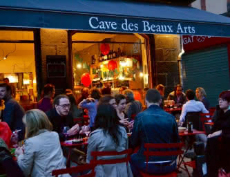 Oenofeel : cave des beaux arts