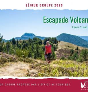 Escapade volcanique - Office de Tourisme Terra Volcana