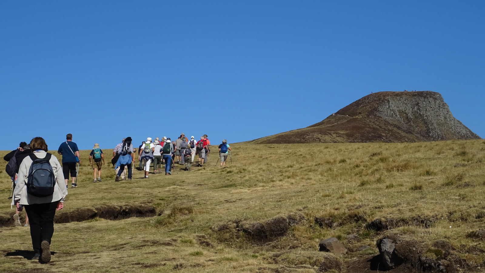 Promenade du jeudi : Sur les hauts-plateaux des Monts Dores