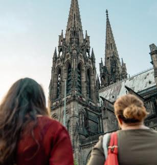 Visite guidée cathédrale Notre-Dame-de-l'Assomption