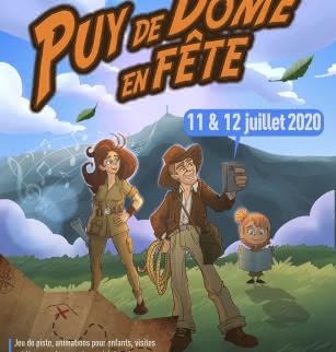 Programme : puy de Dôme en Fête