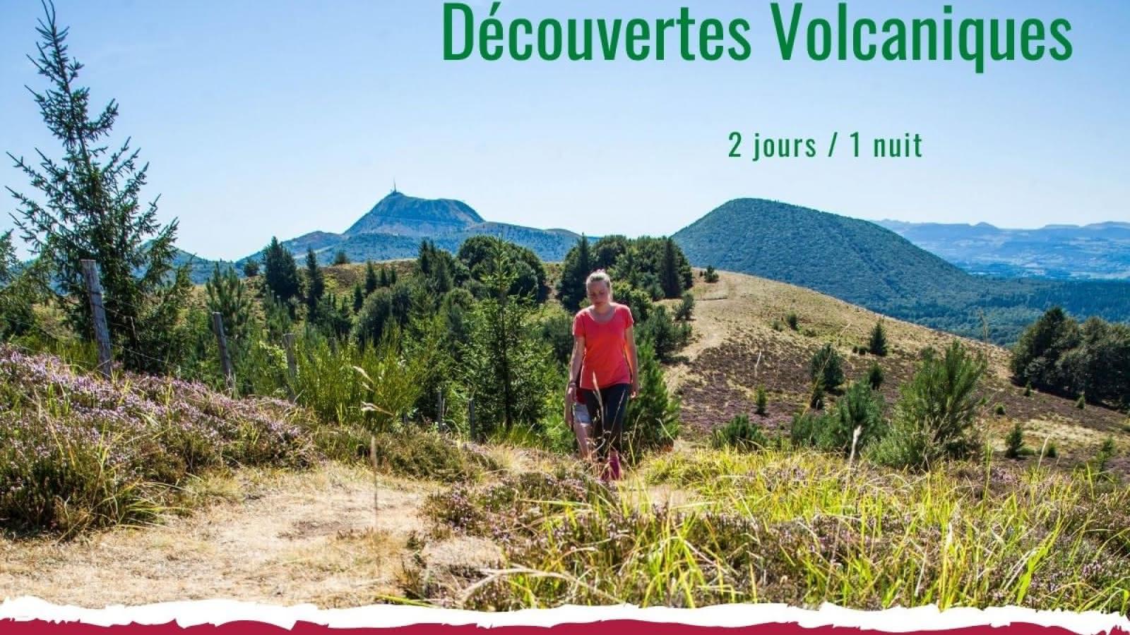 Découvertes volcaniques - séjour groupe