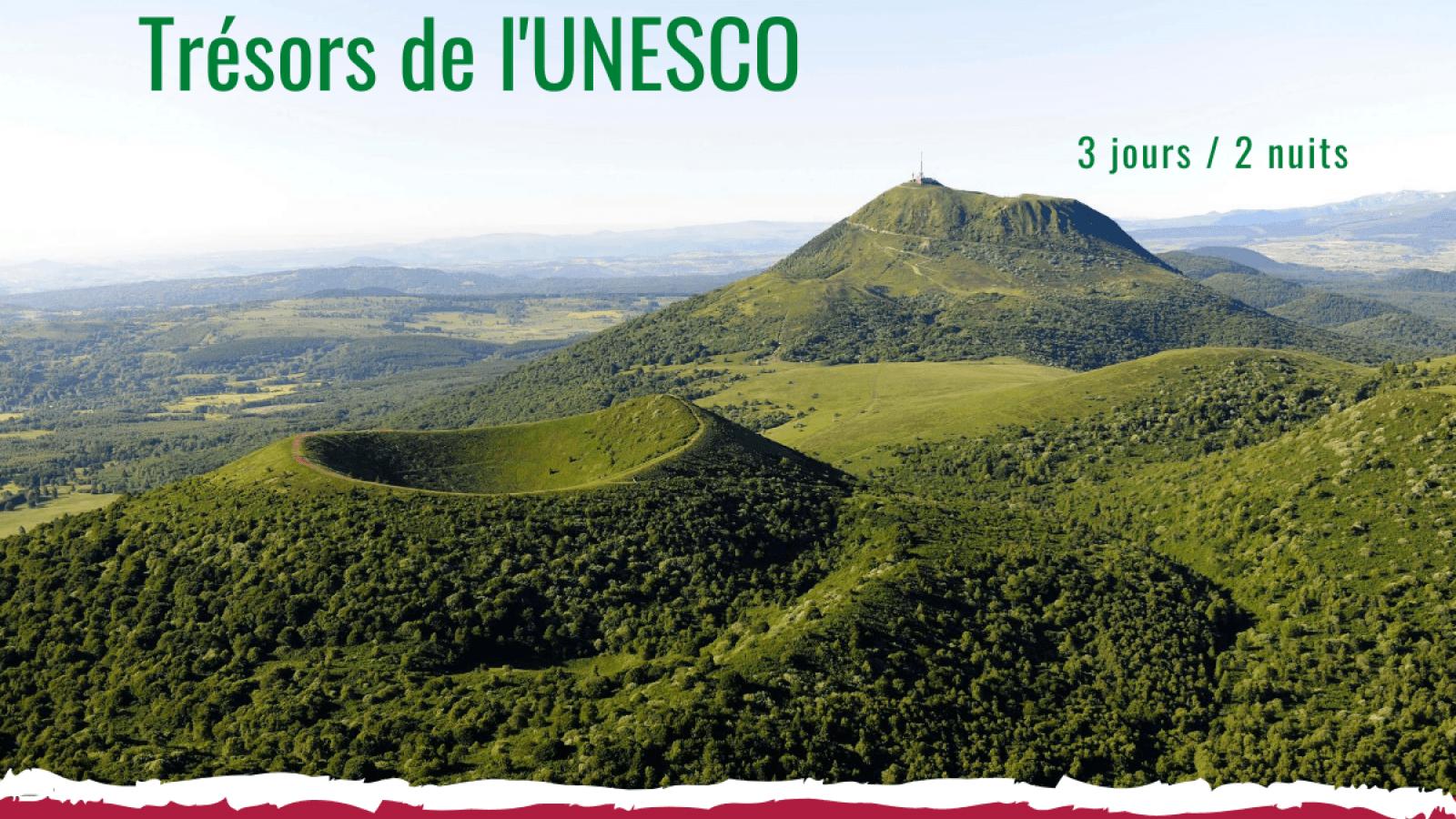 Trésors de l'UNESCO - séjour groupe