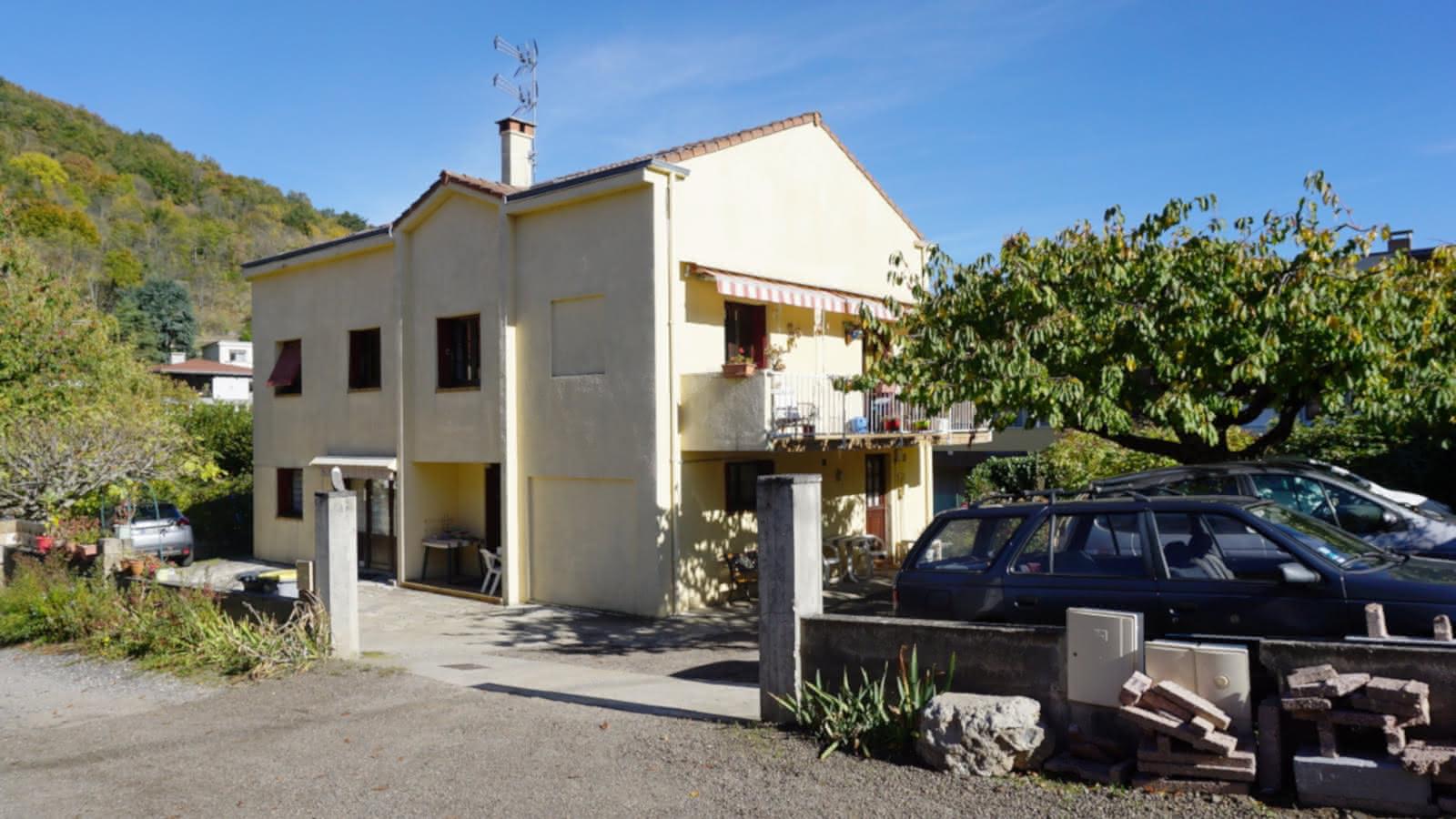 Façade - Villa Mon Rêve