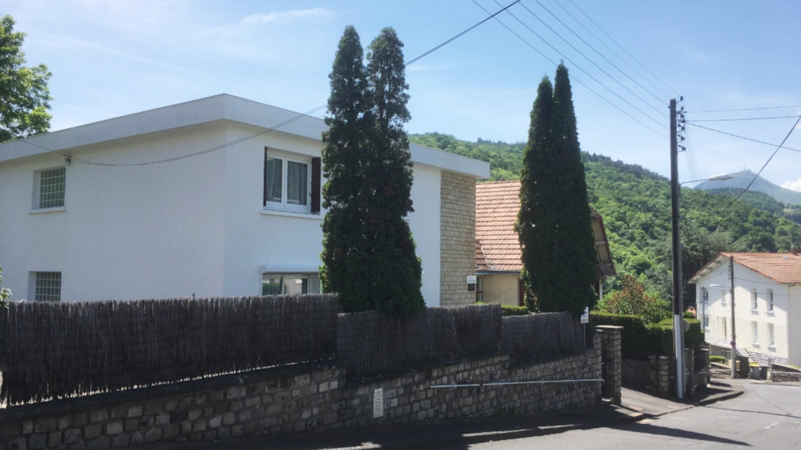 Façade - Villa l'Etoile