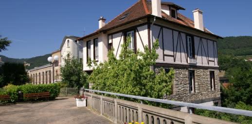 Façade - Villa le Rocher - n°7