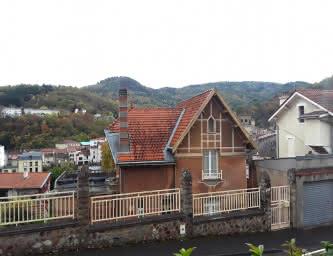Vue extérieure - Villa Côte Fleurie