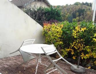 Terrasse - Villa Côte Fleurie
