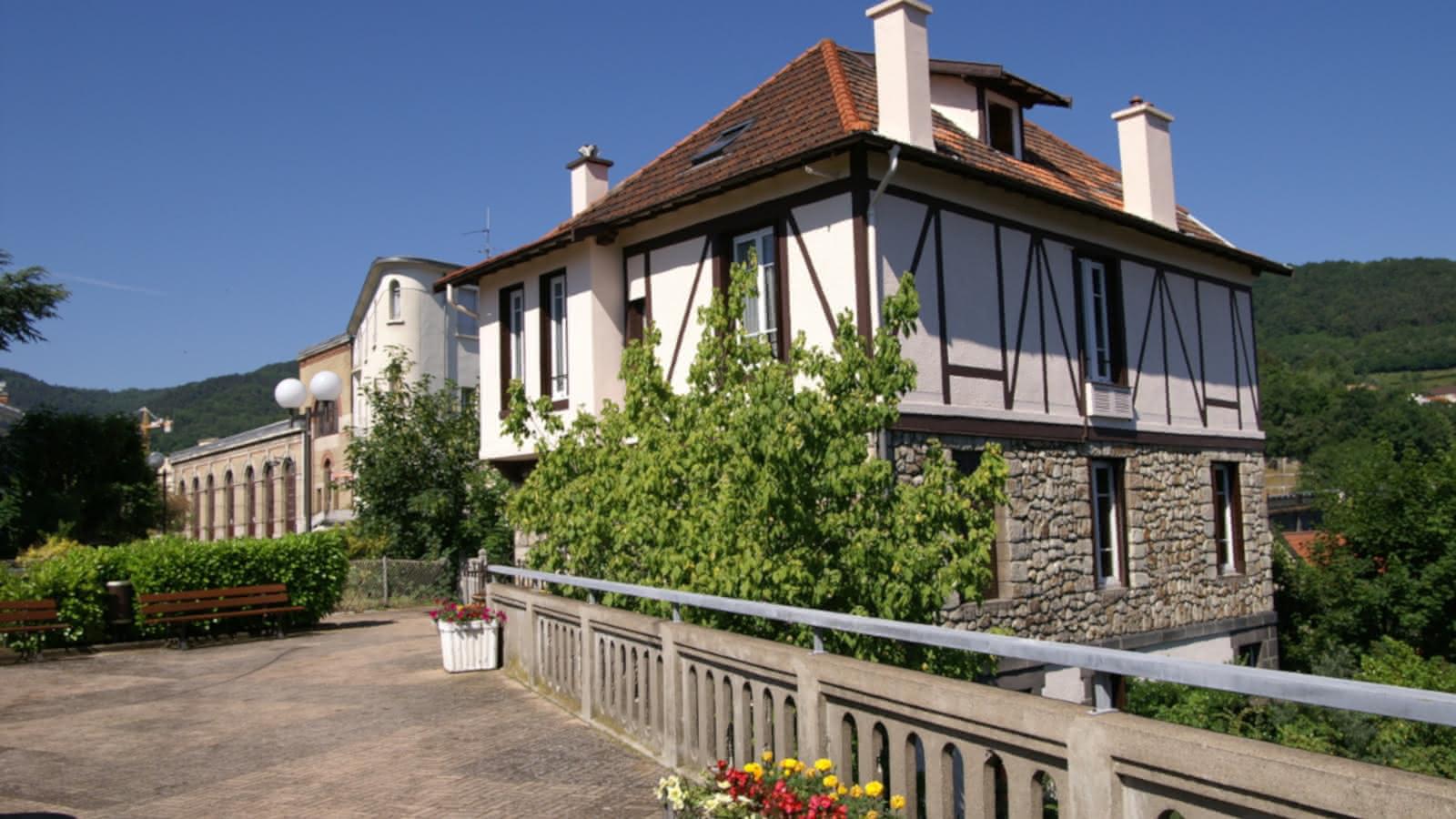 Façade - Villa le Rocher - n°9