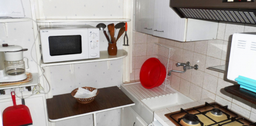 Cuisine - Villa Saint-Joseph - Studio