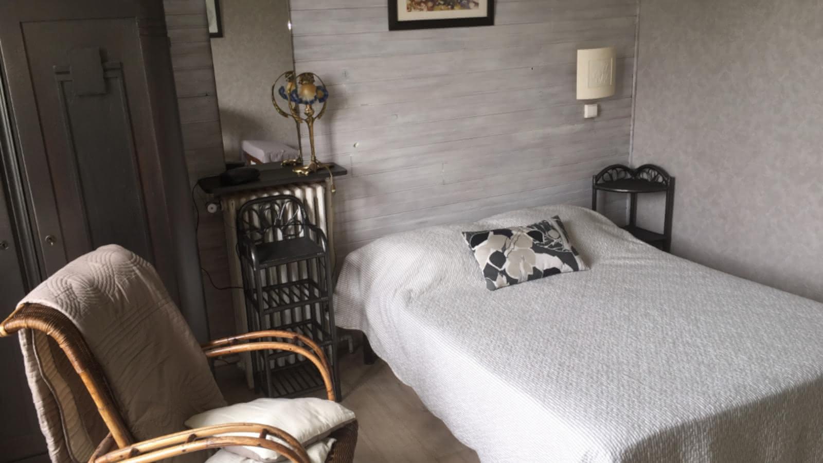 Chambre - Villa le Rocher - N°8