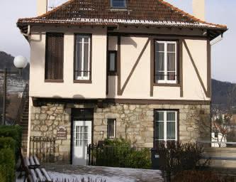 Façade - Villa le Rocher - N°8