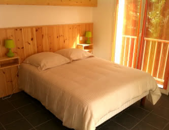 Chambre - Chalet Camille - N°15