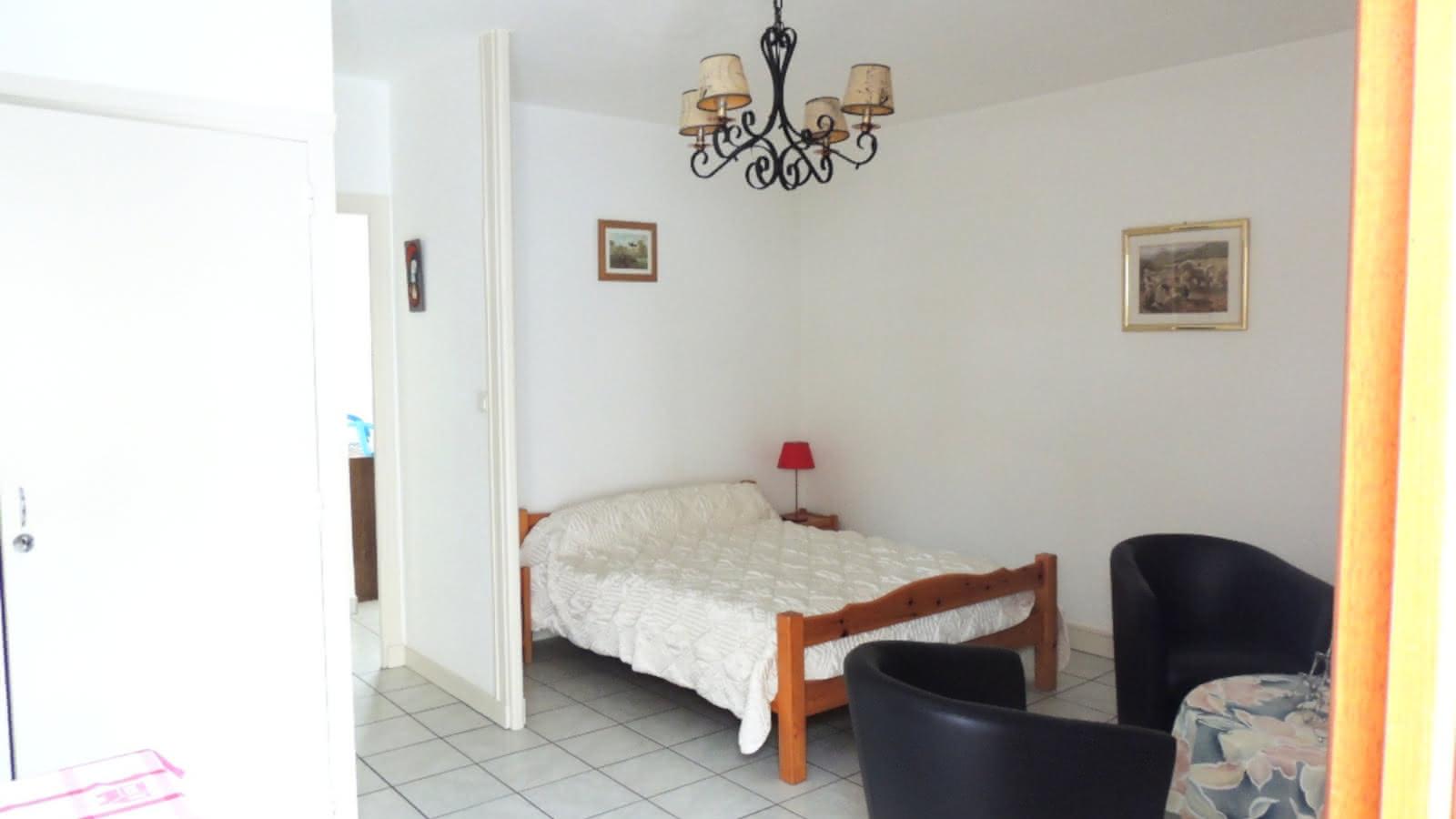 Chambre - Meublé Bellazzi - N°2