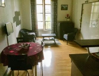 Salon - Résidence Hermitage - Lacroix