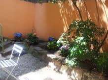 Terrasse - Gîte le Petit Siam