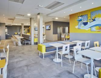 Salle à manger - Hôtel Première classe - Clermont-Fd Centre