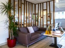 Réception - Ace hôtel - La Pardieu
