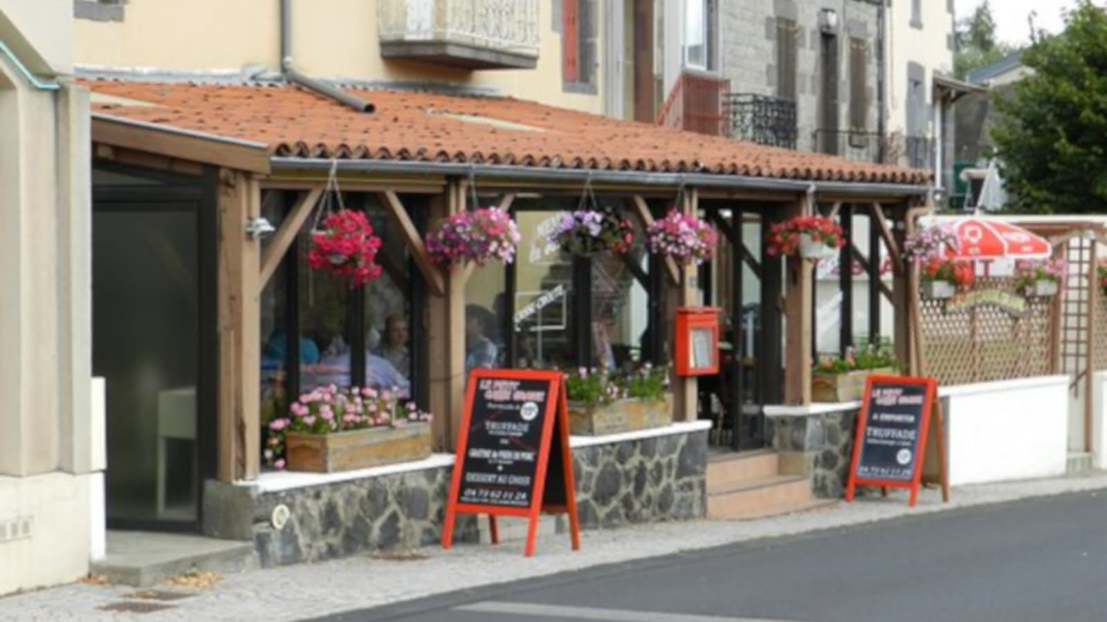 © Façade - Restaurant - Le Petit Casse Graine