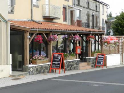 Façade - Restaurant - Le Petit Casse Graine