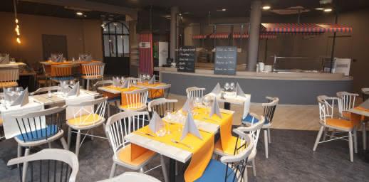Restaurant - Restaurant - Le Petit Marché