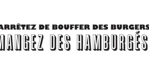 Slogan - Restaurant - Big Fernand