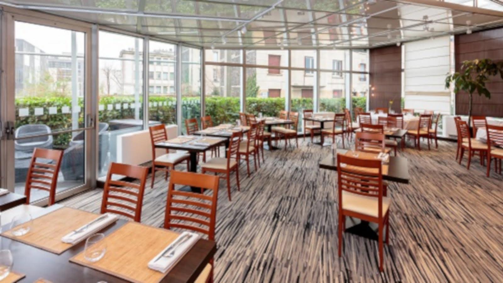 Salle - Restaurant le Gergovia